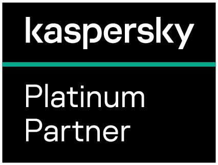 Kaspersky Platinum Partner